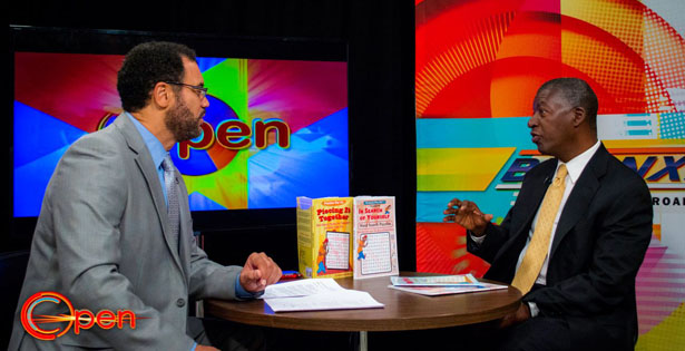 Bronxnet with Dr. Bob Lee